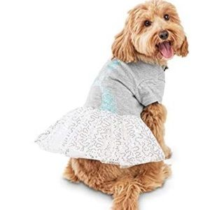 Bond & Co. Sweet Tail Mermaid Dog Dress NWT